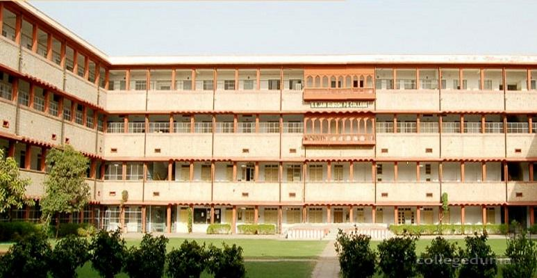 Top 10 girls College in rajasthan