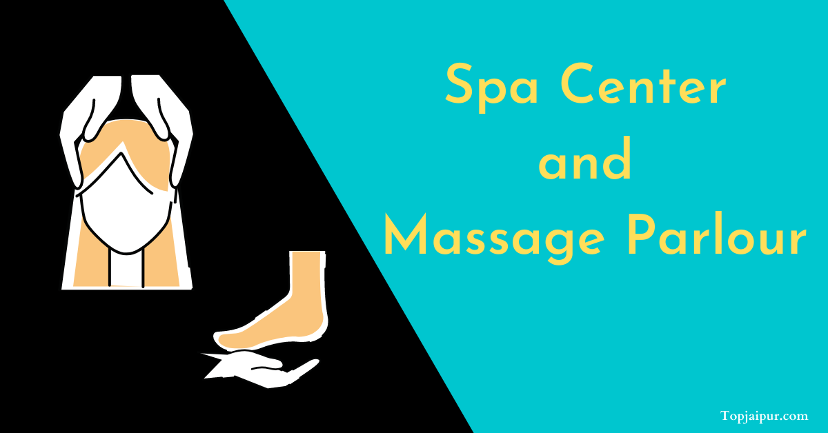 Best Spa Center in Jaipur - Spa Massage Parlour in Jaipur